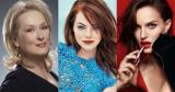 """Diễn viên nữ xuất sắc Oscar 2017: Cuộc """"chiến"""" của 10 gương mặt"""