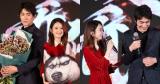 Sau Dương Dương, Triệu Lệ Dĩnh lại khiến fan điên cuồng vì quá đẹp đôi với Lâm Canh Tân