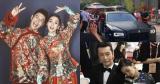 Kỷ niệm 2 năm đăng ký hôn, Huỳnh Hiểu Minh đến đón vợ đi hẹn hò