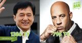 Điểm mặt top 12 nam diễn viên có thu nhập khủng nhất thế giới 2017