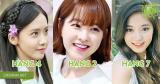 Bảng xếp hạng Nữ nghệ sĩ đáng yêu nhất làng giải trí Hàn Quốc 2017: Top đầu khiến ai cũng ngỡ ngàng