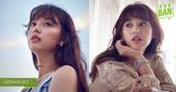 Kim Ji Won khoe vẻ đẹp sang trọng và sức hút riêng trên tạp chí mới