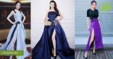 Mỹ nhân Hoa ngữ nào xinh đẹp và sang trọng nhất cùng đầm xẻ tà?