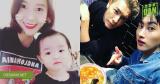 """Sao Hàn ngày 25/9: Yoona làm """"bảo mẫu"""" cho con gái So Yi Hyun, Dong Hae và Eun Hyuk """"hẹn hò"""" riêng"""
