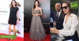 Hình ảnh Angelina Jolie tăng cân trở lại và ăn mặc đẳng cấp gây sốt với fan thế giới