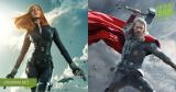 """Xếp hạng 10 siêu anh hùng """"có máu mặt"""" nhất Vũ trụ Marvel"""