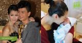 Hồ Hạnh Nhi sinh con trai, Huỳnh Tông Trạch gây bão vì lời chúc phúc quá đàn ông