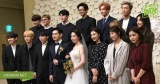 Lại thêm một lễ cưới linh đình quy tụ dàn sao khủng EXO và Red Velvet nhà SM đến tham dự