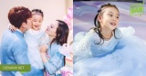 Giả Nãi Lượng và Lý Tiểu Lộ khiến fan ganh tỵ vì con gái Điềm Hinh càng lớn càng xinh