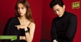 Phim chưa lên sóng, Jo Jung Suk và Hyeri đã hóa thành cặp đôi giáng sinh quyến rũ trên tạp chí