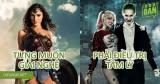 Những sự thật thú vị về các bộ phim siêu anh hùng của DC