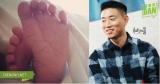 Chỉ sau 7 tháng kết hôn, Kang Gary đã chính thức lên chức bố