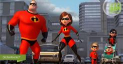Hình ảnh đầu tiên của Incredibles 2: Cả nhà mà không có mẹ ắt loạn