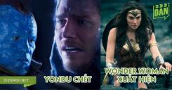 Những khoảnh khắc ấn tượng nhất trong phim siêu anh hùng năm 2017