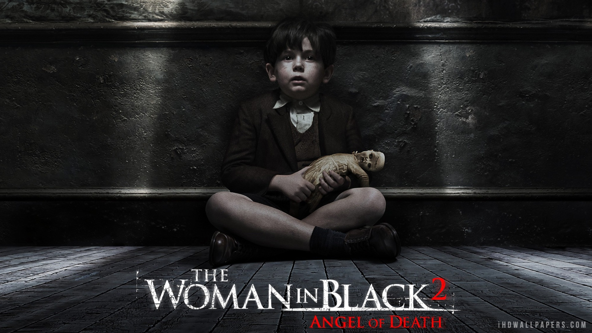 Kết quả hình ảnh cho The Woman In Black 2: Angel Of Death