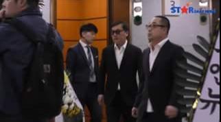 Sao Hàn đau buồn đến dự đám tang nam tài tử Kim Joo Hyuk