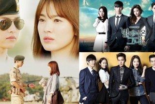 Phim Những bộ phim Hàn có lượt người xem cao nhất ở Trung Quốc-Hậu Duệ Mặt Trời