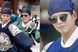 Phim 4 lý do không thể không yêu Thế tử bá đạo Park Bo Gum-Mây Họa Ánh Trăng