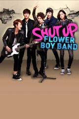 Shut Up Flower Boy Band