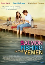 Salmon Fishing in the Yemen - Bắt Cá Hai Tay