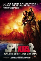 Spy Kids 2: Island of Lost Dreams - Điệp Viên Nhí 2