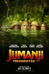 Jumanji: Welcome to the Jungle - Jumanji: Trò Chơi Kỳ Ảo