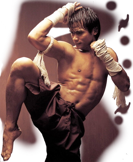 Tony Jaa tỏa sáng ở Hollywood