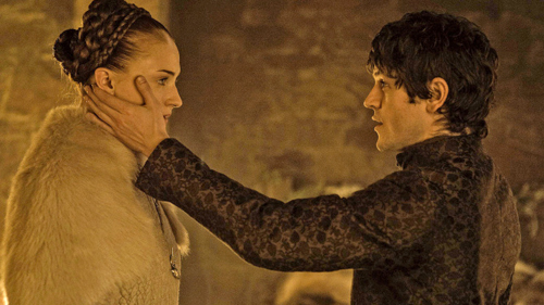 10 cảnh phim gây sốc trong ''Game of Thrones''