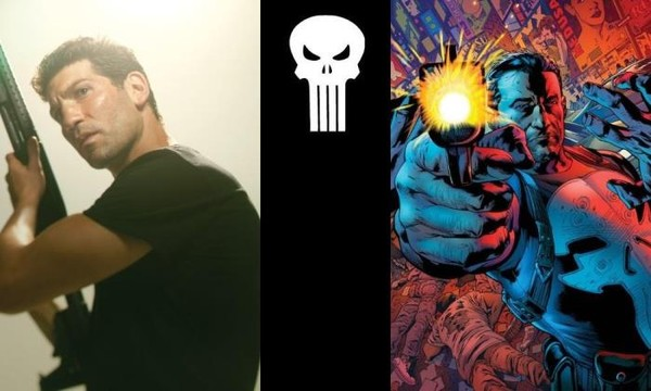 "Sao ""The Walking Dead"" trở thành Punisher trong ""Daredevil"" mùa 2"