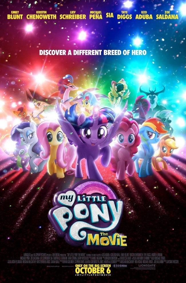 My Little Pony: The Movie | Pony bé nhỏ