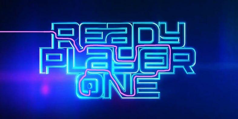 Logo Ready Player One