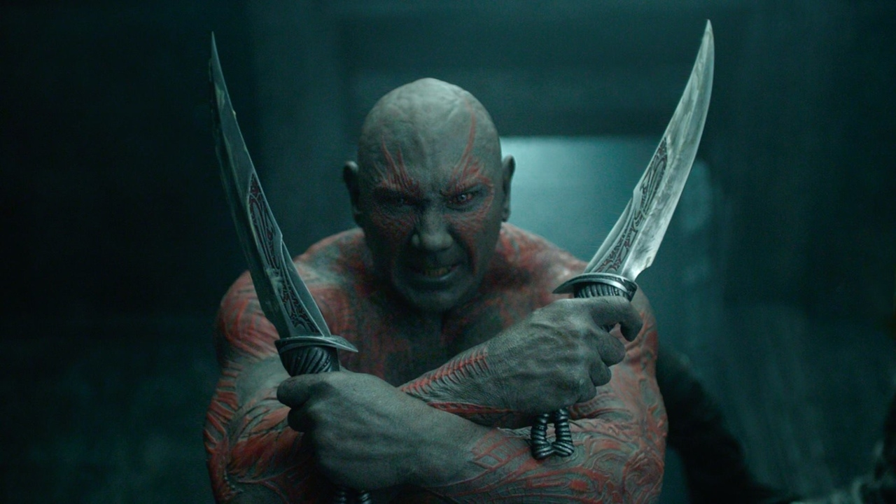 Drax - Kẻ Hủy Diệt trong Guardian of the Galaxy