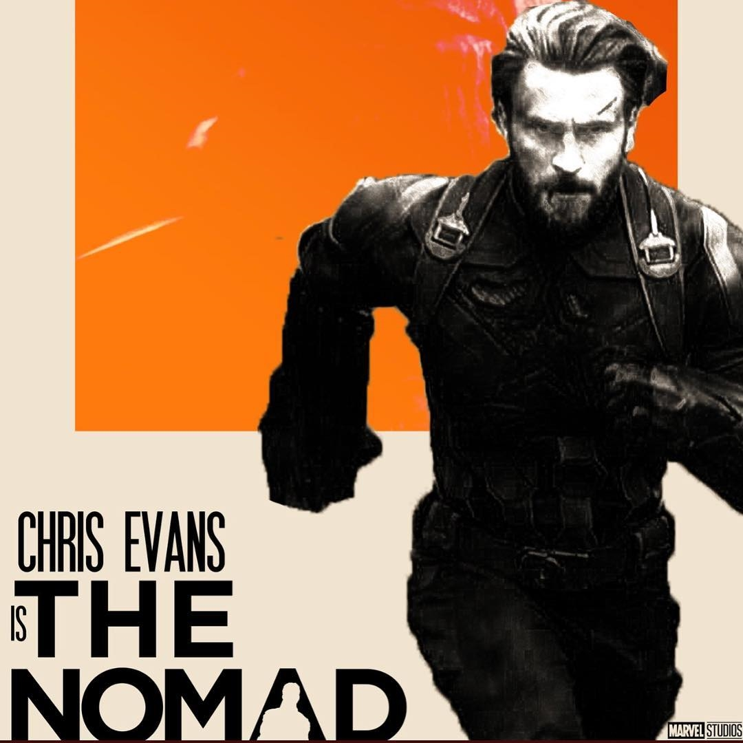 """Chris Evan là Nomad"" ?"