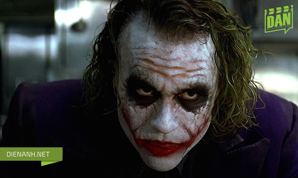 Heath Ledger – The Dark Knight