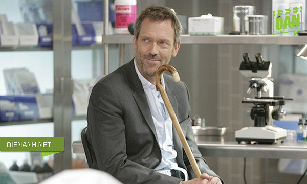 Hugh Laurie – House M.D.