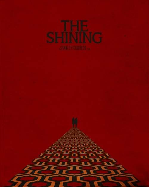 Poster phim The Shining