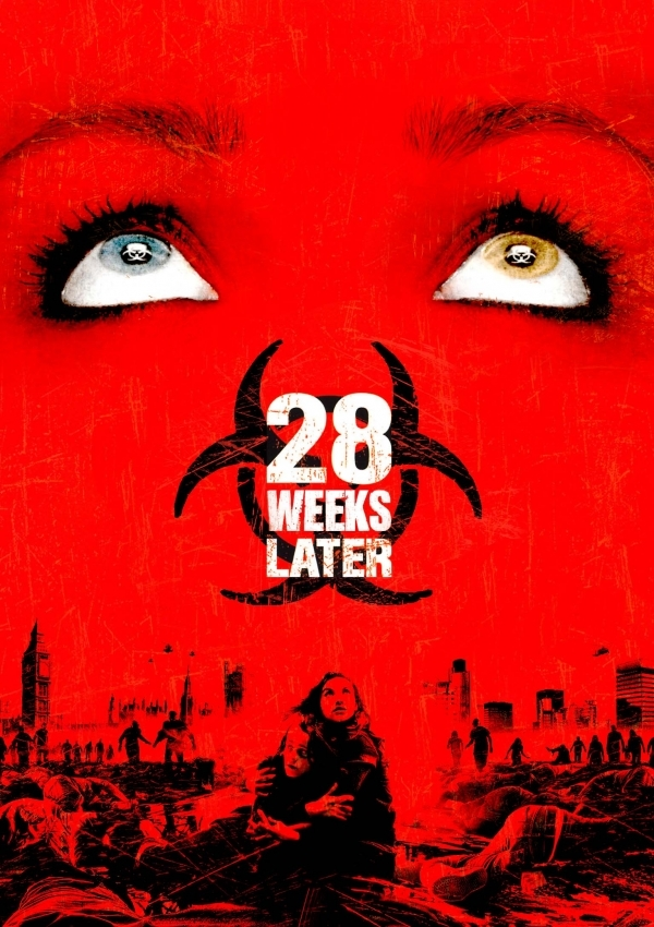 Poster phim 28 Weeks Later (2007)