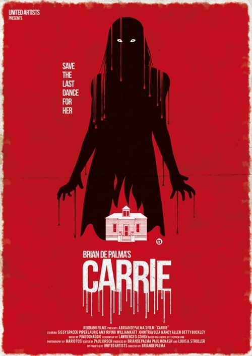 Poster phim Carrie