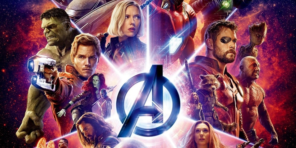 Avengers 4 và Captain Marvel trong Ant-Man and The Wasp
