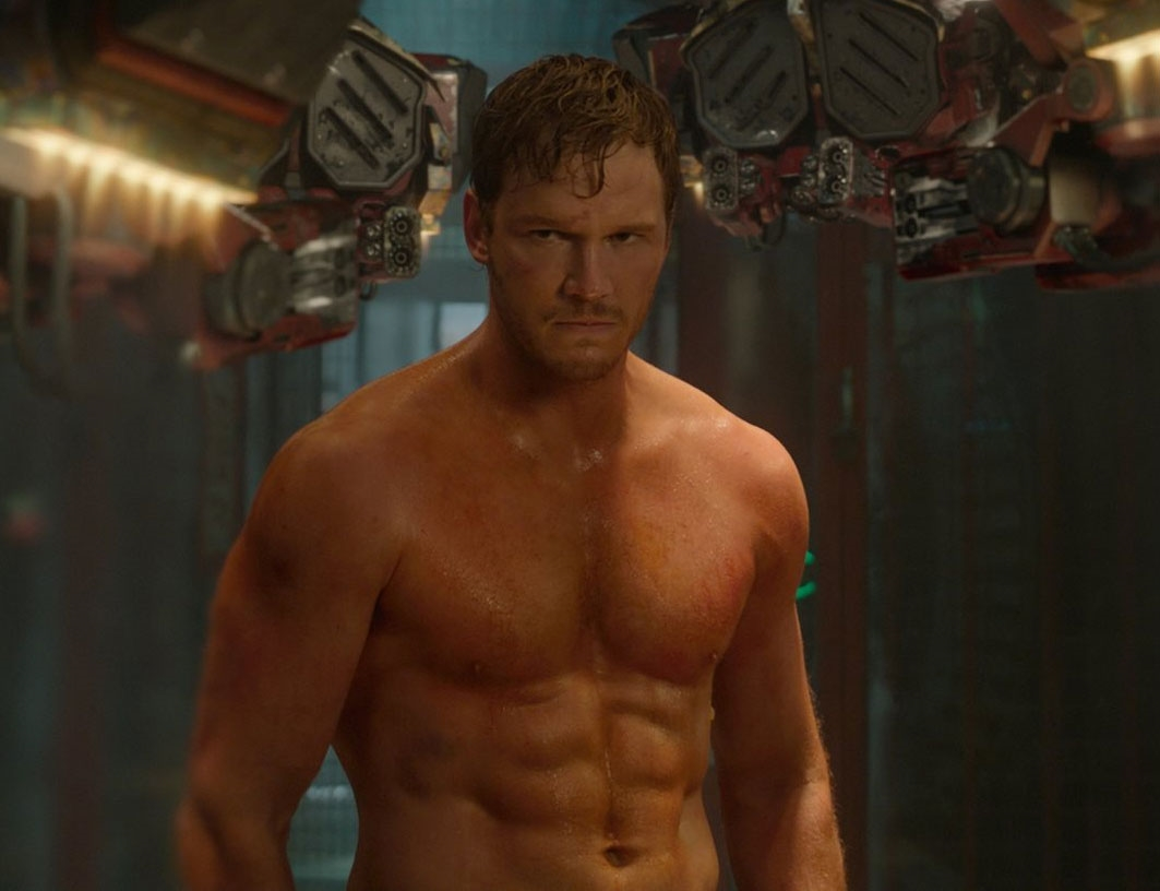 Chris Pratt - Star Lord