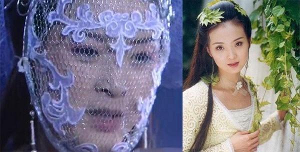 Những chiếc mặt nạ trong phim khiến mỹ nhân Hoa ngữ trở nên xấu xí