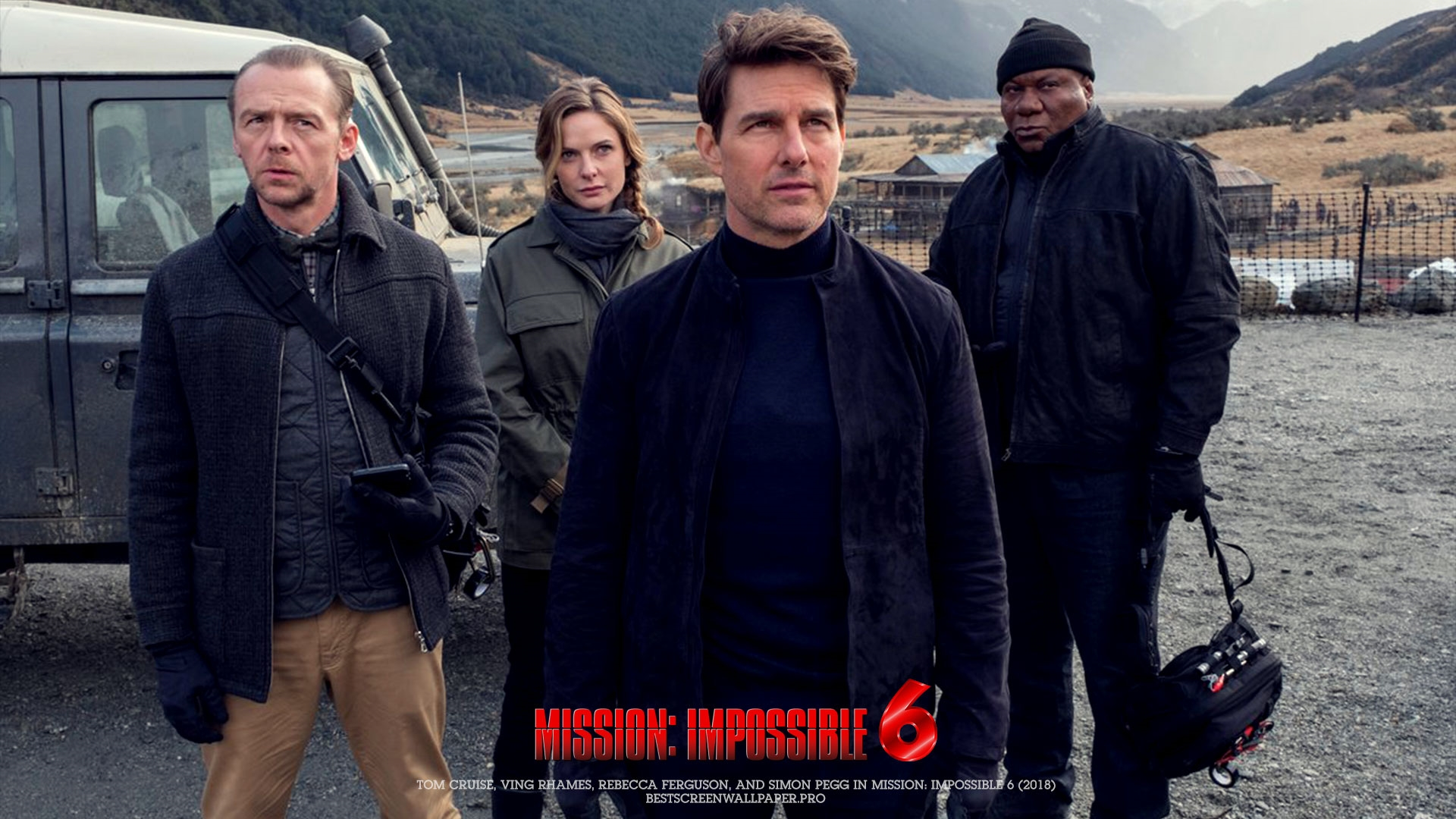 Trailer #2 của Mission: Impossible Fallout lên sóng!