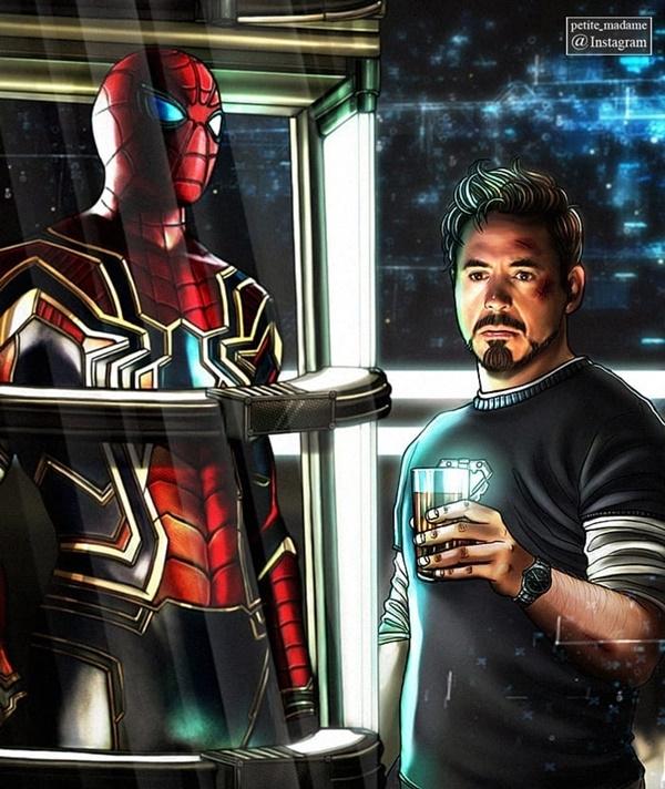 Bộ ảnh cuộc sống người sống sót sau phim Avengers: Infinity War