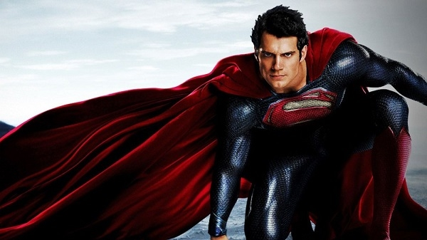 Henry Cavill sắp trở lại trong Man of Steel 2