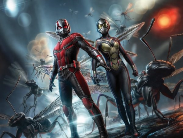 Bom tấn Ant-Man and the Wasp sẽ có 2 after-credit
