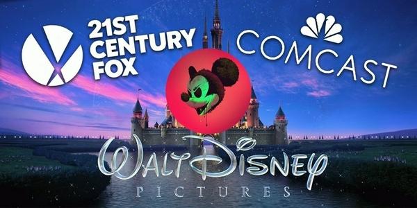Cập nhật sơ bộ 1 số thông tin mới nhất về thương vụ Disney mua Fox