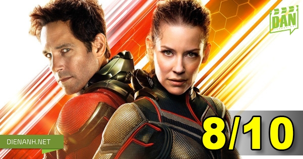 Review phim Ant-Man and the Wasp