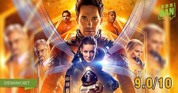 Review Ant-Man and the Wasp: Xuất sắc đến từng chi tiết