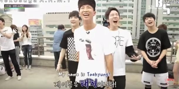 Dù nổi tiếng, nhưng V (BTS) cũng từng bị chủ tịch Bang quên tên