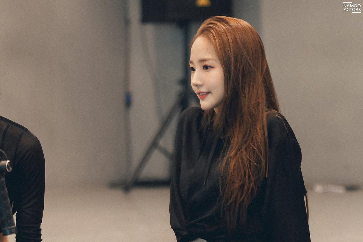 Park Min Young khoe vẻ đẹp nữ thần trong Fanmeeting